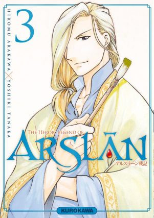 The Heroic Legend of Arslan - T.01 | 9782368521892