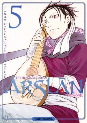 The Heroic Legend of Arslan - T.01 | 9782368522677