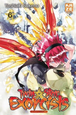 Twin Star Exorcists - T.06 | 9782820324610