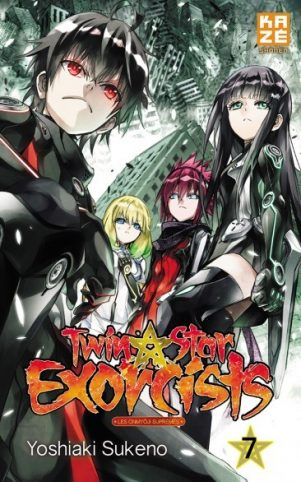 Twin Star Exorcists - T.07 | 9782820324993