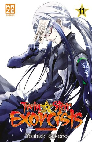 Twin Star Exorcists - T.11 | 9782820328908