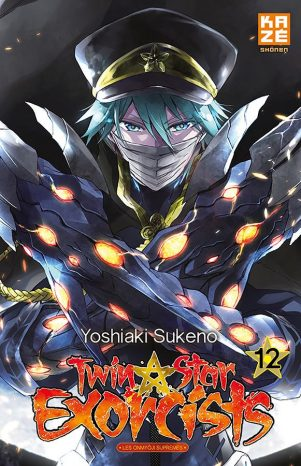 Twin Star Exorcists - T.12 | 9782820329486