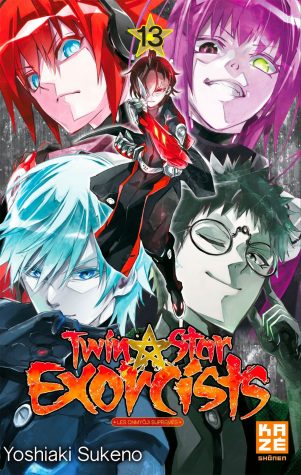 Twin Star Exorcists - T.13 | 9782820332165