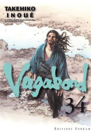 Vagabond - T.34 | 9782759505906