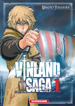 Vinland Saga - T.01 | 9782351423554
