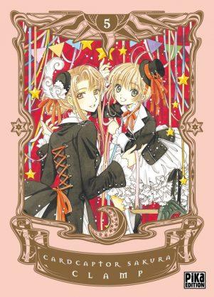 Card Captor Sakura - Edition deluxe - T.05 | 9782811637736