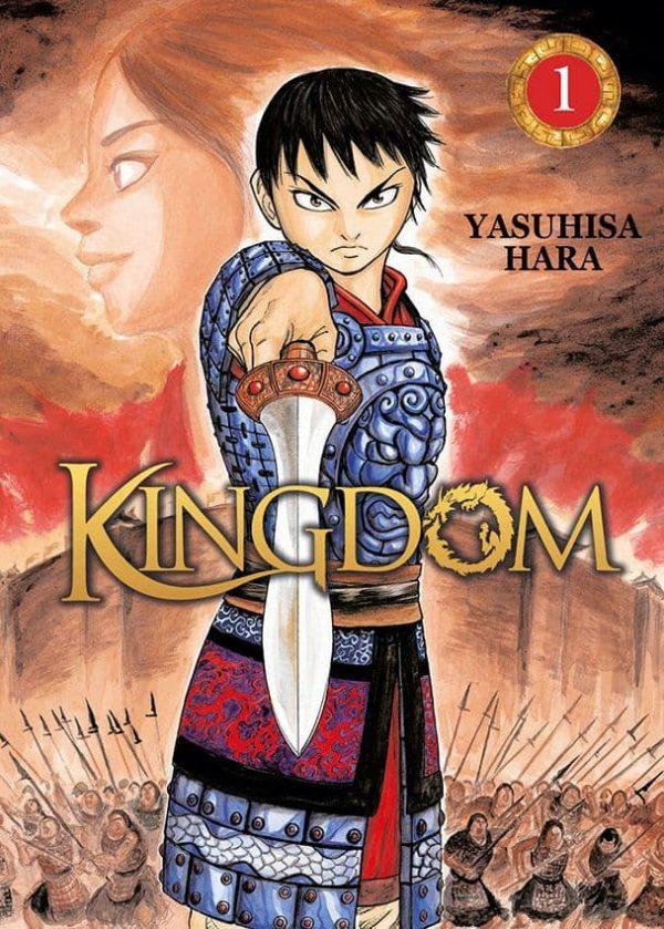 Kingdom - T.01 | 9782368778050