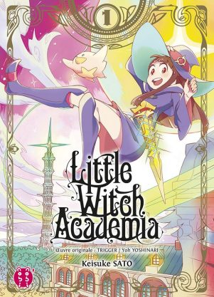 Little Witch Academia - T.01 | 9782373492170