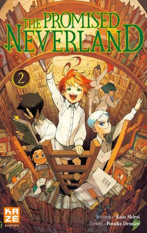 Promised Neverland (The) - T.02 | 9782820332431