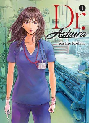 Dr. Ashura - T.01 | 9782372871990
