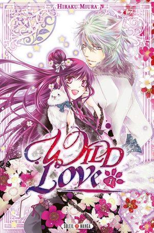 Wild love - T.01   9782302047037