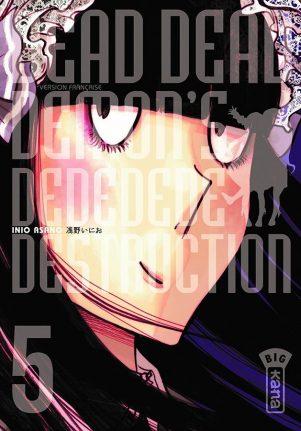 Dead Dead Demon's DeDeDeDe Destruction - T.05 | 9782505069201