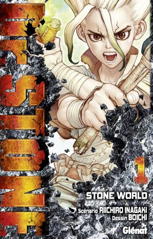 Dr Stone - T.01 | 9782344028032