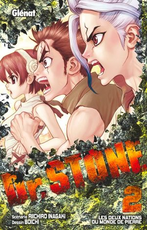 Dr Stone - T.02 | 9782344028049
