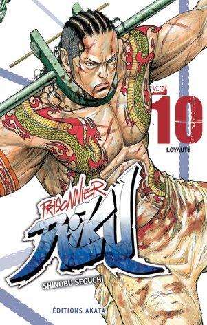 Prisonnier Riku - T.10 | 9782369740513