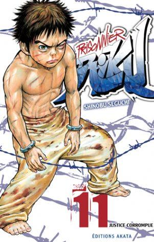 Prisonnier Riku - T.11 | 9782369740742