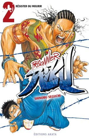 Prisonnier Riku - T.02 | 9782369740254
