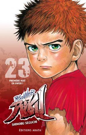 Prisonnier Riku - T.23 | 9782369742340