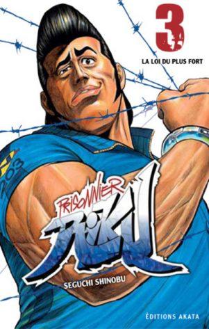 Prisonnier Riku - T.03 | 9782369740339
