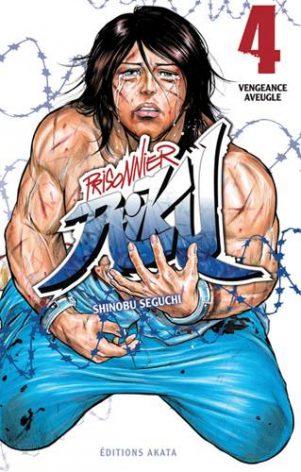 Prisonnier Riku - T.04 | 9782369740353