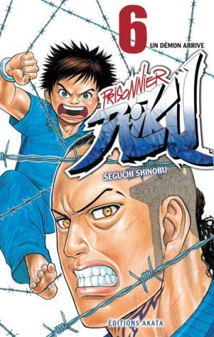 Prisonnier Riku - T.06 | 9782369740445