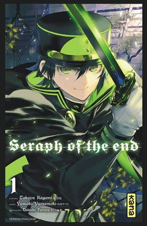 Seraph of the End - T.01 | 9782505062844
