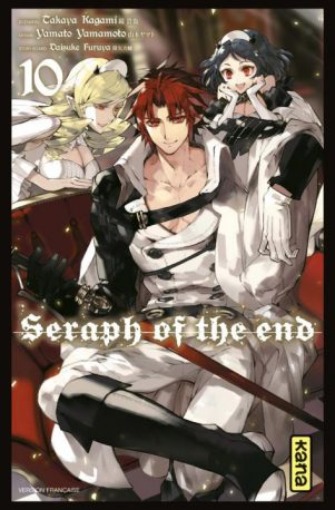Seraph of the End - T.10 | 9782505068921