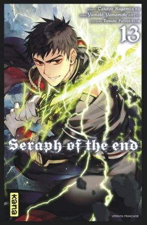 Seraph of the End - T.13 | 9782505070436