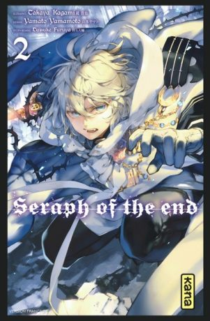Seraph of the End - T.02 | 9782505062851