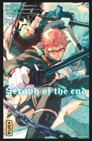 Seraph of the End - T.07 | 9782505064398