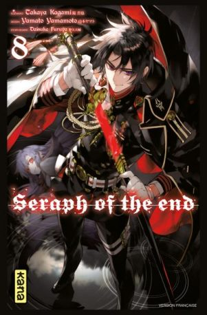 Seraph of the End - T.08 | 9782505065999