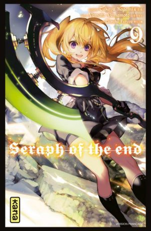 Seraph of the End - T.09 | 9782505068914