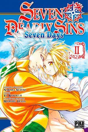 Seven Deadly Sins - Seven Days - T.02 | 9782811642785