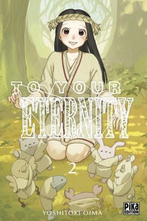 To your eternity - T.02 | 9782811635794