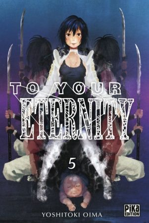 To your eternity - T.05 | 9782811638221