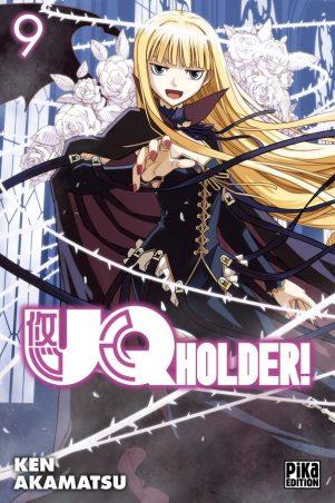 UQ Holder - T.09 | 9782811626358
