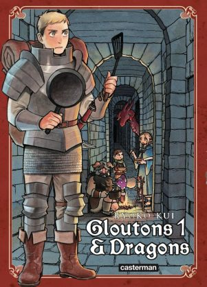 Gloutons et Dragons - T.01 | 9782203103993