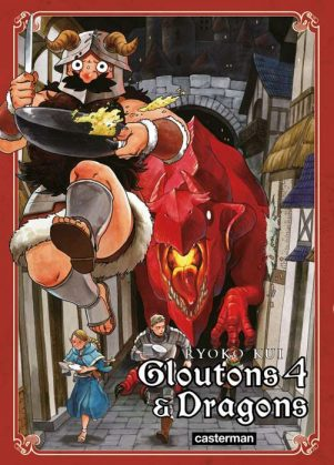 Gloutons et Dragons - T.04 | 9782203153622