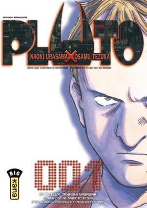 Pluto - T.01 | 9782505002093