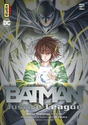 Batman & the Justice League - T.02 | 9782505072072