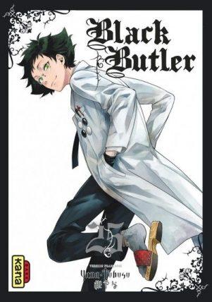Black Butler - T.25 | 9782505071730