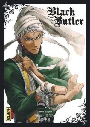 Black Butler - T.26 | 9782505071952