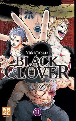 Black Clover - T.11 | 9782820332110