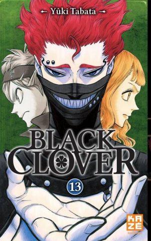 Black Clover - T.13 | 9782820332479