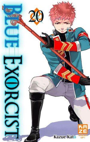 Blue Exorcist - T.20 | 9782820332202