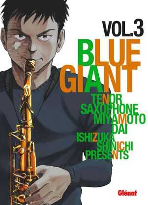 Blue Giant - T.03 | 9782344026113