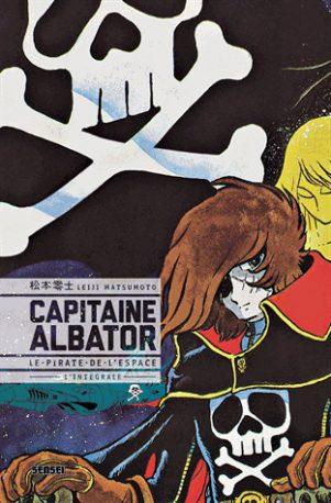 Albator - L'intégrale | 9782505061212