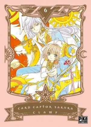 Card Captor Sakura - Edition deluxe - T.06 | 9782811637743