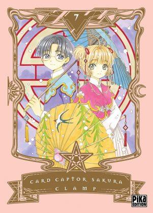 Card Captor Sakura - Edition deluxe - T.07 | 9782811637750