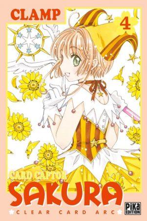 Card Captor Sakura - Clear Card Arc - T.04 | 9782811645489